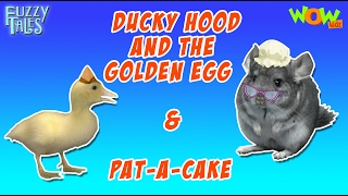 The Golden Egg   Pat A Cake Master - Fuzzy Tales in Hindi