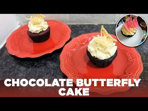 DIY Chocolate butterfly tutorial- How to.
