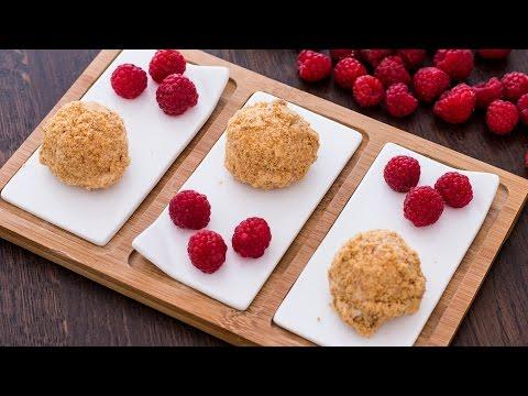 Raspberry Cheesecake Bites Recipe