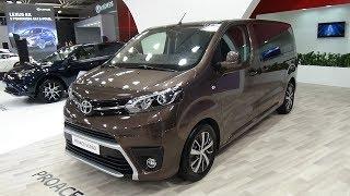 2017 Toyota Proace Verso - Exterior and Interior - Auto Salon Bratislava 2017