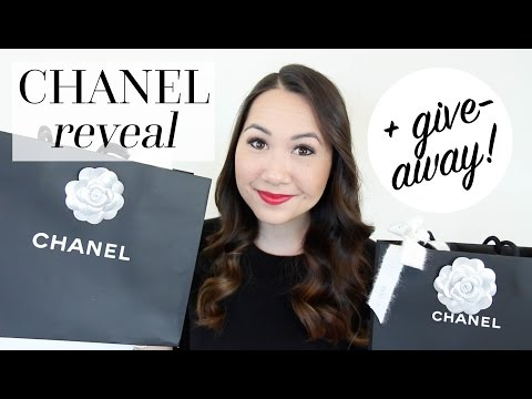 CHANEL UNBOXING & GIVEAWAY! [NOW CLOSED]