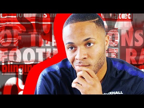 England & The Media - Time To Change The Toxic Relationship? With Raheem Sterling, Alli & Walker