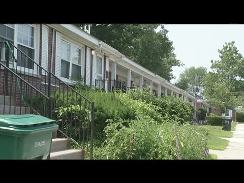Public housing apartments without hot water for multiple days