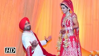 Best Moments from Harbhajan & Geeta Basra