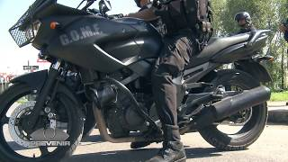Prevenir TV - GOMF PFA, Grupo de Operaciones Motorizadas Federales