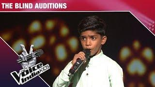 Faazil Performs on Haanikaarak Bapu | The Voice India Kids | Episode 4