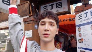Wonho recommended this ramen place so I went - Edward Avila