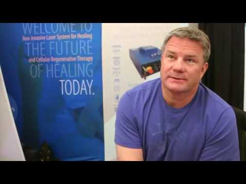 Winston Marshall, MD and Gunther Mueller discuss the revolutionary Phoenix Thera-Lase treatment