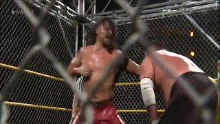 Shinsuke Nakamura vs Samoa Joe STEEL CAGE - FULL MATCH NXT Dec 14 2016