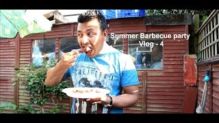 Summer Barbecue Party | Vlog - 4