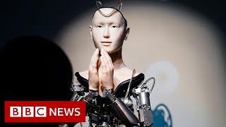 God and robots: Will AI transform religion? - BBC News