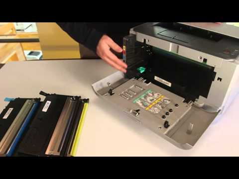How to Replace Samsung CLTR409 Imaging Drum in Samsung CLP 310 or Similar Models