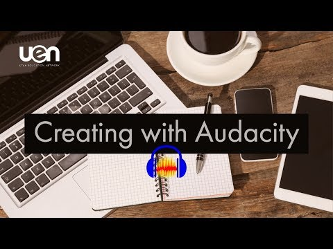 Audacity Part 1: Mic set up