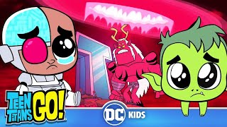 Teen Titans Go! | Best Father's Day Moments | @DC Kids