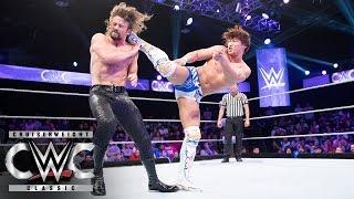 Kota Ibushi vs. Brian Kendrick - Quarterfinal Match: Cruiserweight Classic, Aug. 31, 2016