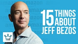 15 Things You Didn't Know About Jeff Bezos