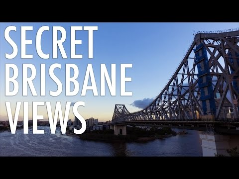 BEST PHOTOGRAPHIC LOCATIONS OF BRISBANE CITY, AUSTRALIA