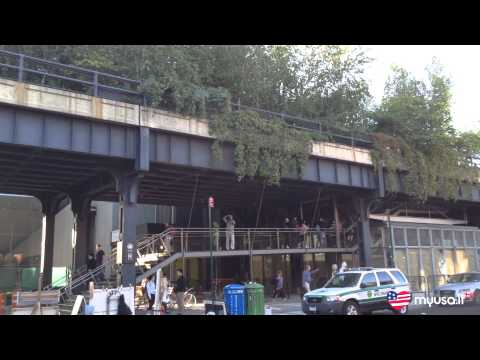 High Line Parco a Chelsea, New York: guida, visita, itinerario