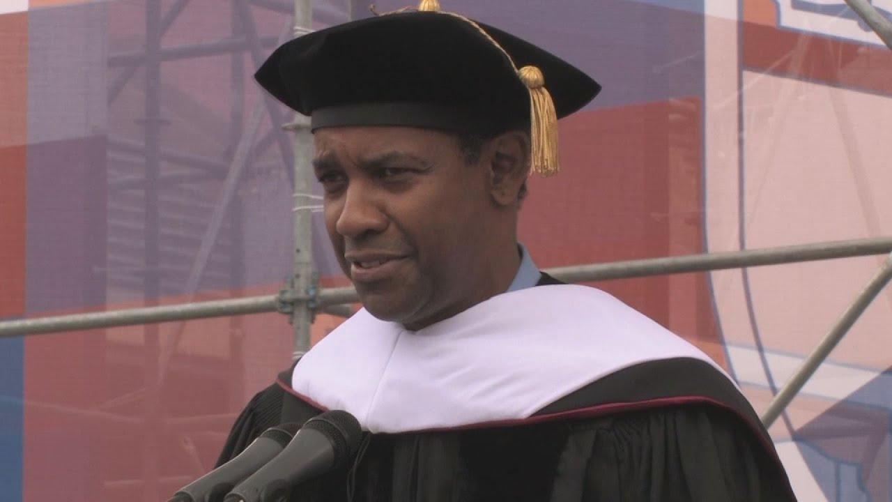 Denzel Washington - University of Pennsylvania