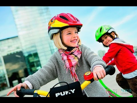 ASMR How to choose a bike helmet for a child