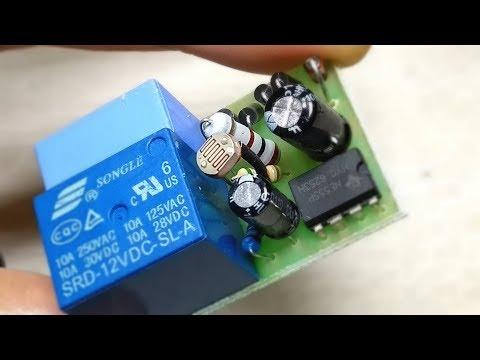(Automatic light sensor) Photocell, LDR Sensor Switch for Lighting Q&A