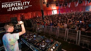 Keeno @ Hospitality In The Park 2016