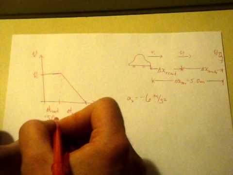 Reaction Time Part 1 of 2 (Kinematics)