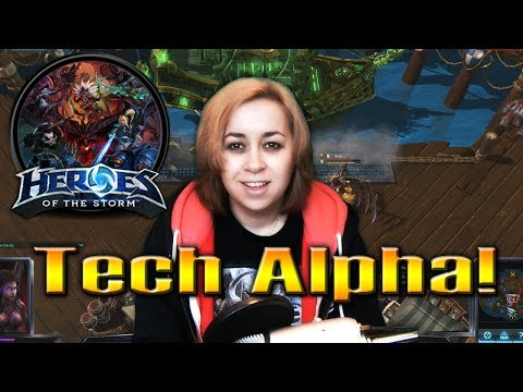 Heroes of the Storm ALPHA!!! (Invites Going Out Soon) NEWS by QELRIC