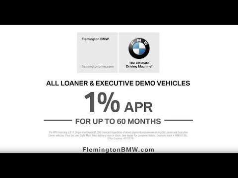 Certified Pre-Owned (CPO) BMW   1% APR   BMW Executive Demos & Loaners   Flemington BMW   08822