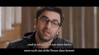 Ae Dil Hai Mushkil - Trailer [German/Deutsch]