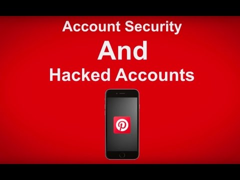 How To Prevent Your Pinterest Account Being Hacked