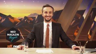 Conangate - a message to Conan O`Brien   #askadi NEO MAGAZIN ROYALE mit Jan Böhmermann - ZDFneo
