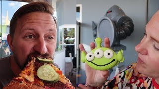 We Went To Disneyland In California For Pixarfest 2018! | ALL NEW Food & Merch!