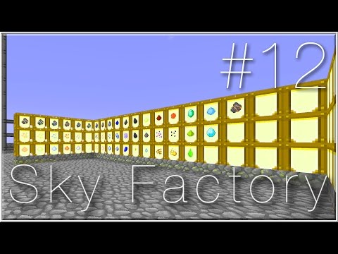 Elevators (Sky Factory #12)
