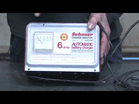 Auto Repair & Maintenance : How Do Auto Battery Chargers Work?