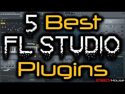 5 BEST FL STUDIO PLUGINS FOR EDM   Top 5 Plugins for FL Studio   Best EDM VST Plugins FL Studio EDM