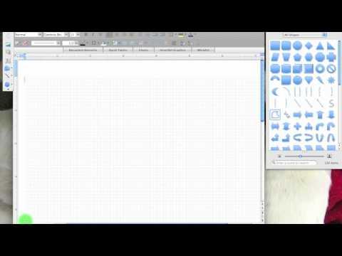 Schematics in MS Word Part 1
