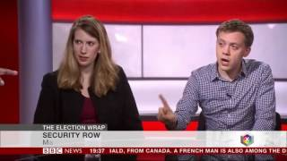 Security, Policing and Polls - BBC News