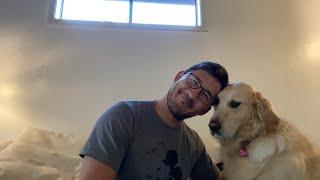 I'M HOME (plus a puppy)
