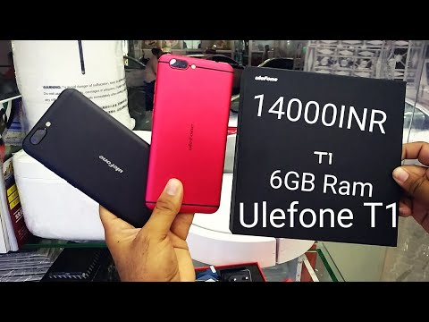 Hindi   Ulefone T1 Unboxing 6GB Ram 64GB Dubai Best Price