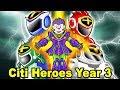 Citi Heroes Year 3