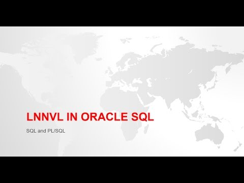 LNNVL FUNCTION IN ORACLE SQL