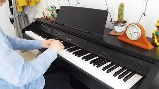 Dark Cat - Bubble Tea // Panna's Piano