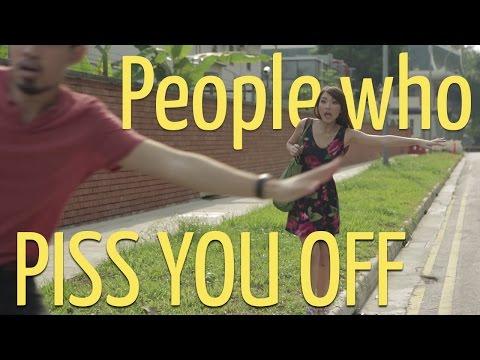 People Who Piss You Off (Ft. Dim Sum Dollies & Keiji Umehara)