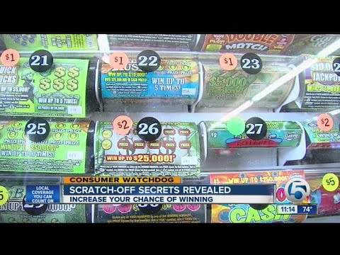 Scratch-off secrets revealed
