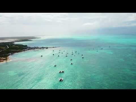 Anegada, BVI Fly Over 2018