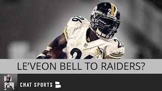 f4af79c1545 Oakland Raiders Rumors From Raider Nation - Le'Veon Bell 2019, Marshawn  Lynch Retiring