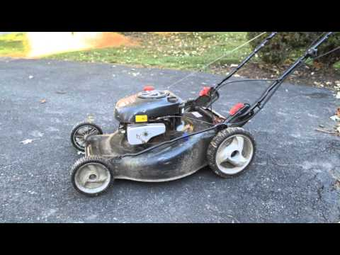 Equipment Review - Craftsman Push Mower