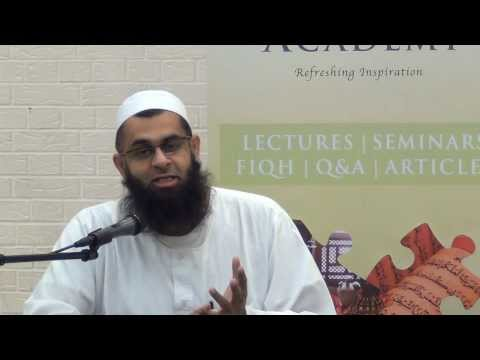 Do you really love your children more than your wife by Mufti Abdur Rahman ibn Yusuf