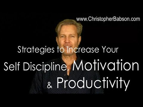 Self Help Personal Development Blog: Self Motivation, Productivity & Discipline.Life Skills Training